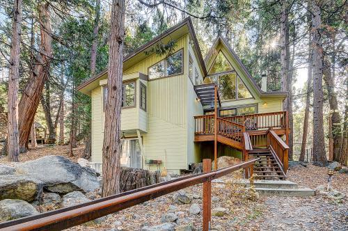 2 Brooks A-Frame - Walk To Town - Image 1 - Idyllwild - rentals