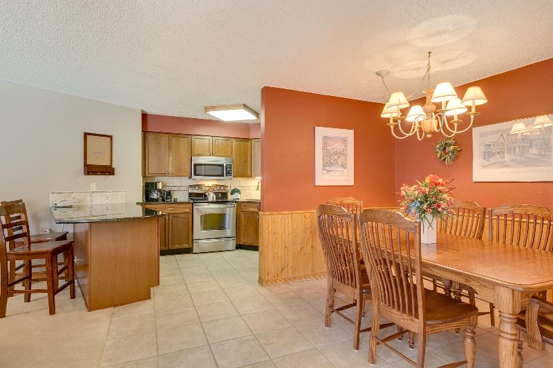 1 Bedroom, 2 Bathroom House in Breckenridge  (12B1) - Image 1 - Breckenridge - rentals