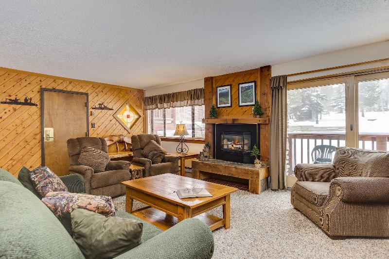 1 Bedroom, 2 Bathroom House in Breckenridge  (06A1) - Image 1 - Breckenridge - rentals