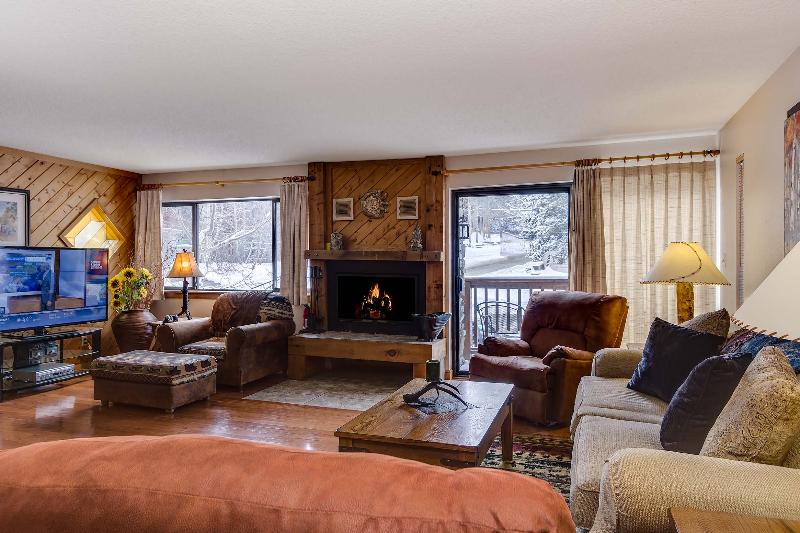 2 Bedroom, 2 Bathroom House in Breckenridge  (03B) - Image 1 - Breckenridge - rentals