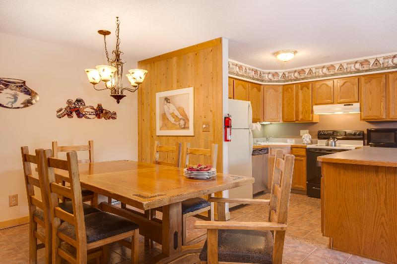 1 Bedroom, 2 Bathroom House in Breckenridge  (07B1) - Image 1 - Breckenridge - rentals