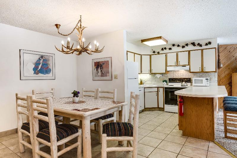 2 Bedroom, 2 Bathroom House in Breckenridge  (07C) - Image 1 - Breckenridge - rentals
