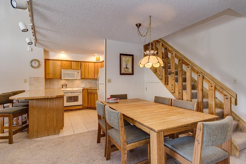 2 Bedroom, 2 Bathroom House in Breckenridge  (08E) - Image 1 - Breckenridge - rentals