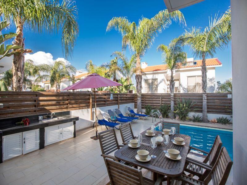 Luxury Villa Aphrodite - Image 1 - Protaras - rentals