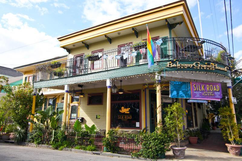 Balcony B&B - Image 1 - New Orleans - rentals