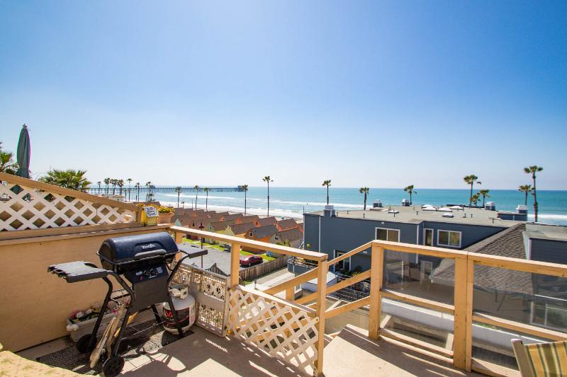 Romantic Beach Apt. - Image 1 - Oceanside - rentals