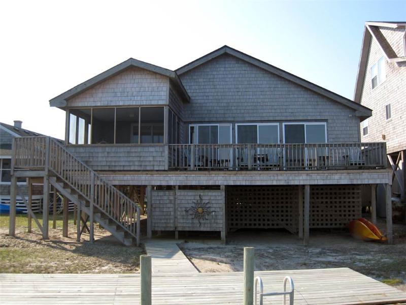 Badger Bungalow - Image 1 - Ocracoke - rentals