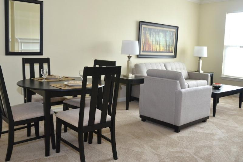 UPSCALE 1 BEDROOM 1 BATHROOM FURNISHED APARTMENT - Image 1 - Andover - rentals
