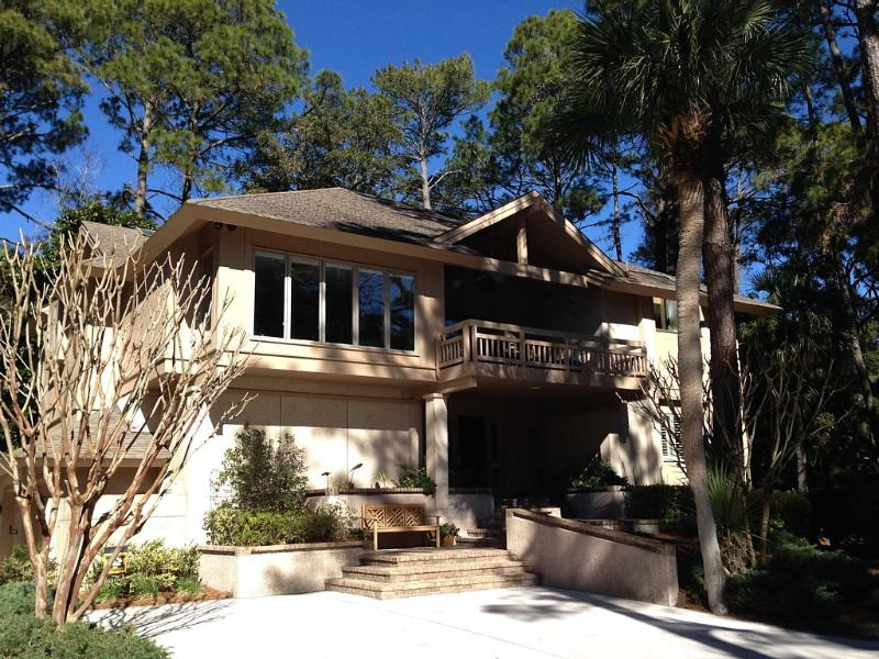 Sea Pines Oceanside'14 Renov.-2nd Row Ocean Views! - Image 1 - Hilton Head - rentals