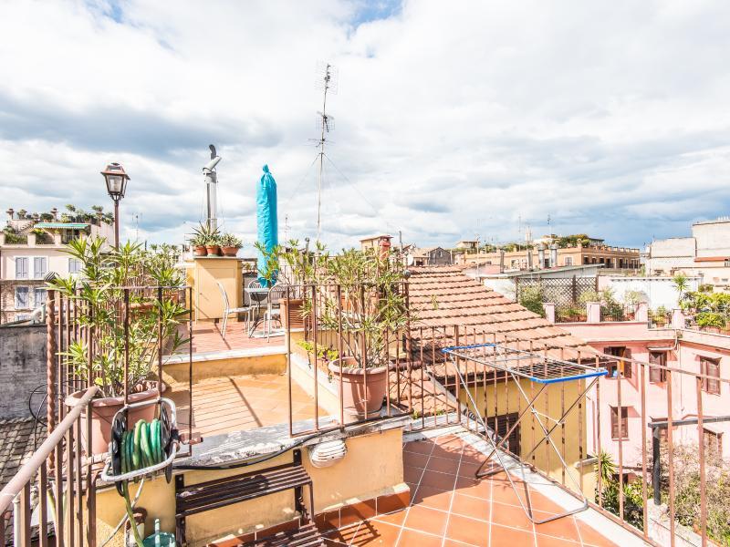 Pallaro Terrace Stunning View - Image 1 - Rome - rentals