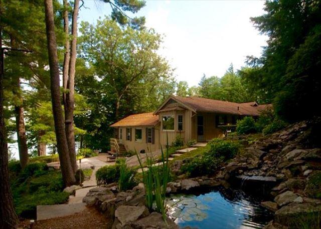 Lake Winnipesaukee Waterfront home (DOC80W) - Image 1 - Alton Bay - rentals