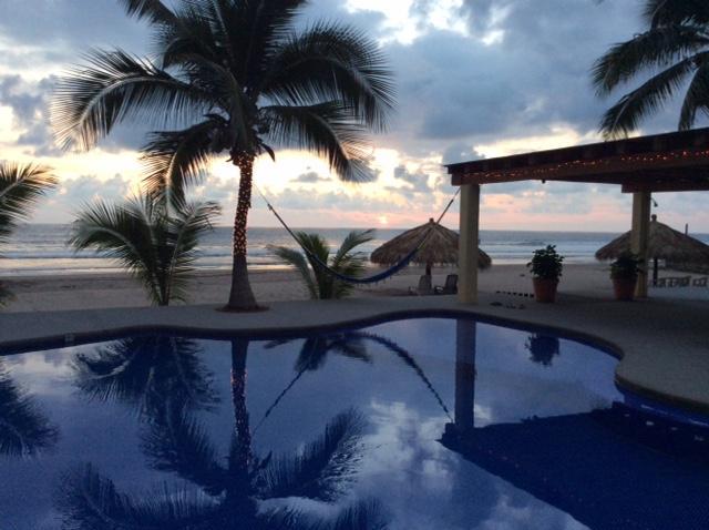 Vacation house Rental - CASA SANTA BENITA - Image 1 - Troncones - rentals