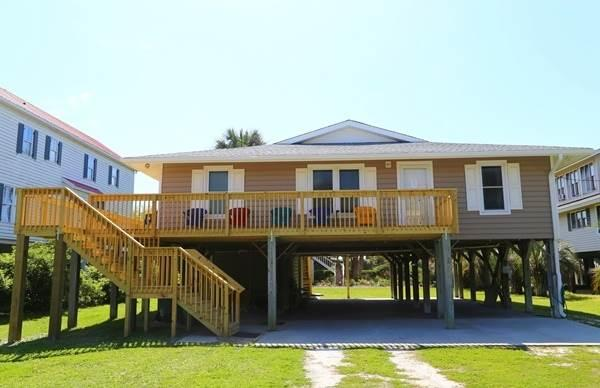 "1304 Thistle St. - ""Sail On Inn"" - Image 1 - Edisto Beach - rentals"