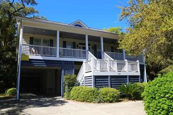 "1420 Chancellor St. - ""Sea Dog"" - Image 1 - Edisto Beach - rentals"