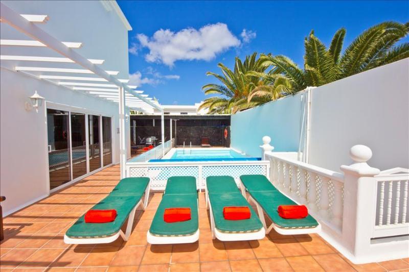 Villa LVC196727 - Image 1 - Costa Teguise - rentals