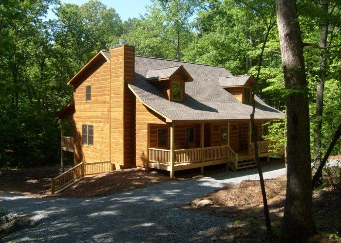 Welcome to Dream Catcher - Huge 6 Bed Room Cabin on a Large Lot with Game Room and Fire Pit - Ellijay - rentals