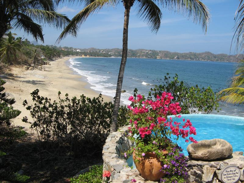 CASA KESTOS -  Beachfront Estate, pool, views - Image 1 - Sayulita - rentals