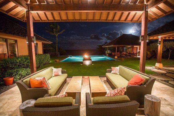 Hale Ohana - Luxury home w/pool & beach front! - Image 1 - Kahuku - rentals