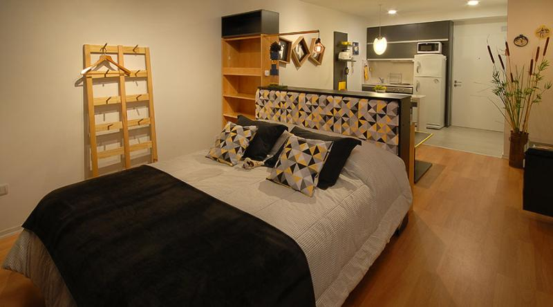 bedroom - AMAZING STUDIO Palermo SOHO!! - San Carlos de Bariloche - rentals