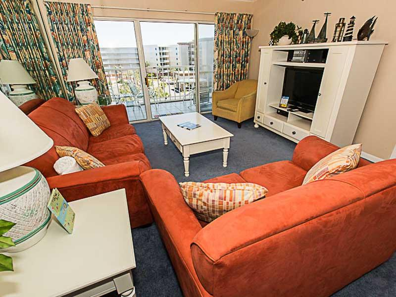 """""""Sea Oats Unit 610"""" Gorgeous Condo with Partial Gulf Views!! - Image 1 - Fort Walton Beach - rentals"""
