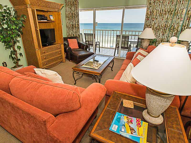 """Sea Oats Unit 705"" Gorgeous Condo with Direct Gulf Front Views!! - Image 1 - Fort Walton Beach - rentals"