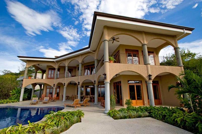 Exterior  - Villa De La Luna- 5bed 5 bath All Inclusive Villa - Playa Ocotal - rentals