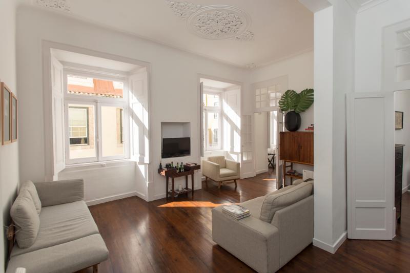Sé Apartamento - Image 1 - Lisbon - rentals
