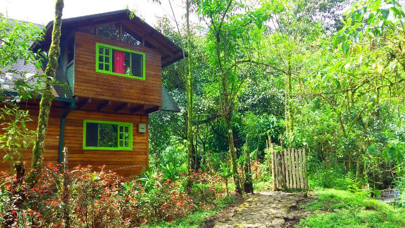 Mindo Eco Chalet - Image 1 - Mindo - rentals
