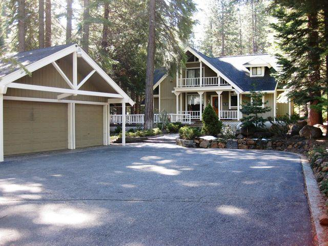 Front of Home - Gimple - West Shore Home Near Boat Launch & Walking Trail - Lake Almanor - rentals