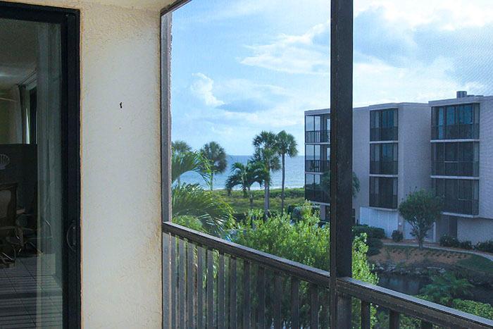 VIEW FROM UNIT - Sundial N301 - Sanibel Island - rentals