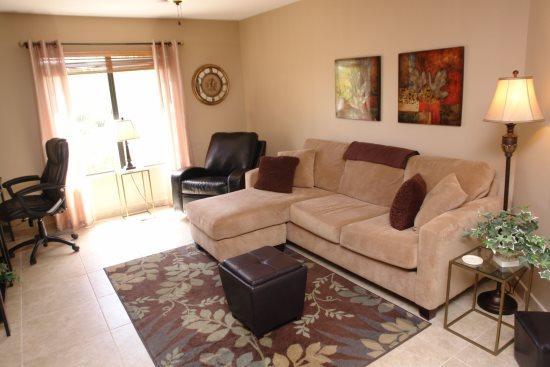 Living room - Condo 38-104 at Veranda at Ventana - Tucson - rentals