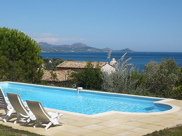 4 bedroom Villa in Les Issambres, Cote D Azur, France : ref 2008304 - Image 1 - Saint-Aygulf - rentals