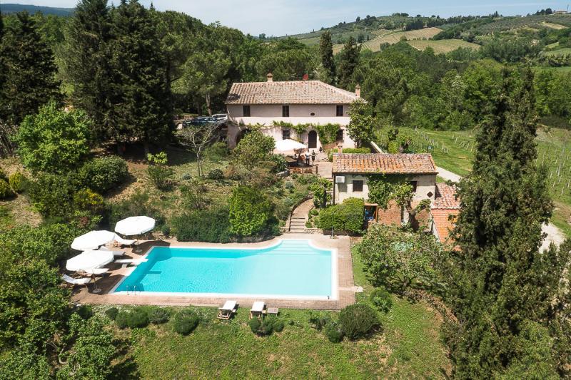 Vallebuia - Image 1 - San Gimignano - rentals
