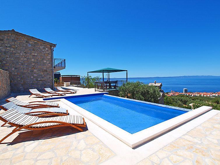 3 bedroom Villa in Makarska, Central Dalmatia, Croatia : ref 2284126 - Image 1 - Bratus - rentals