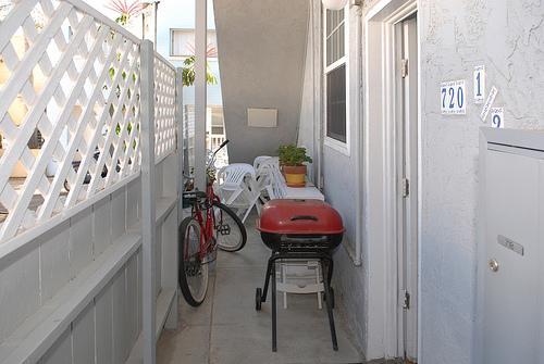 patio - 720.5 Queenstown Court - San Diego - rentals