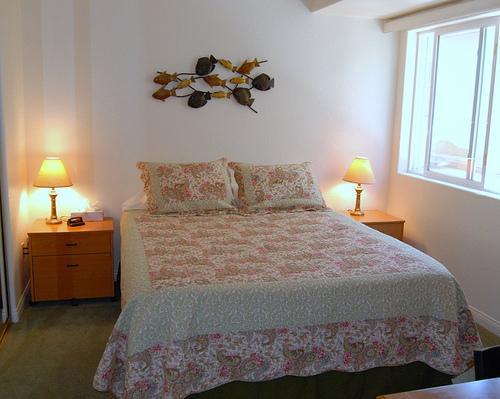 Queen  bedroom - 3838 Bayside Walk - San Diego - rentals