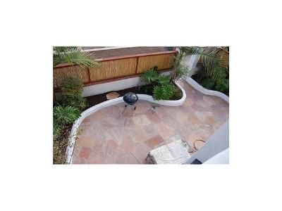 patio view - 732 Jersey Ct. - San Diego - rentals