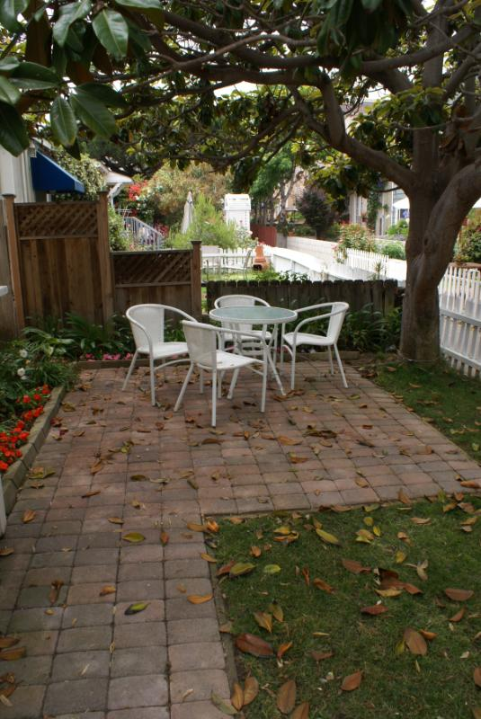 patio - 749 Island Ct. - San Diego - rentals