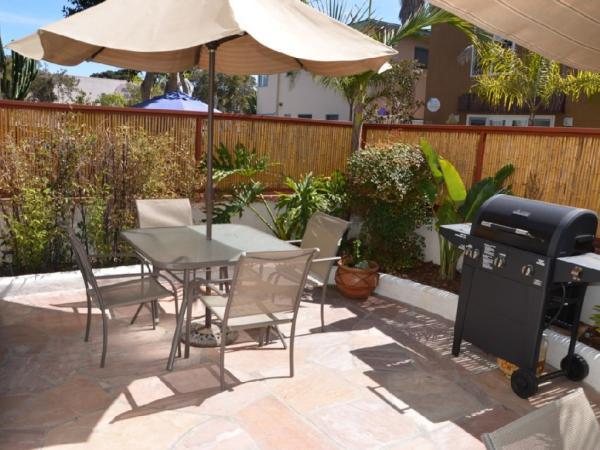 patio - 734 Jersey Ct. - San Diego - rentals
