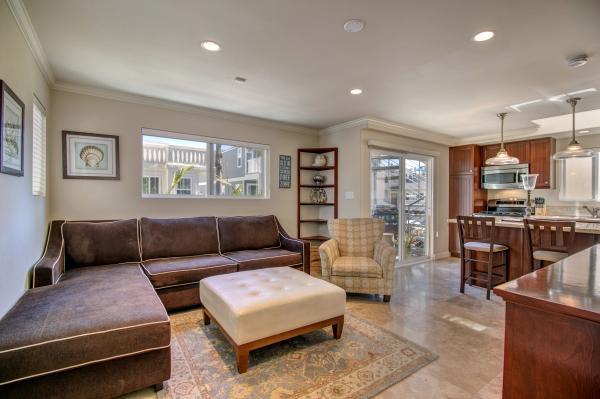 Great Room - 721 1/2 Ensenada Ct. - San Diego - rentals