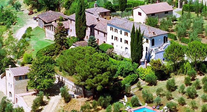 Villa Le Tolfe - Image 1 - Siena - rentals
