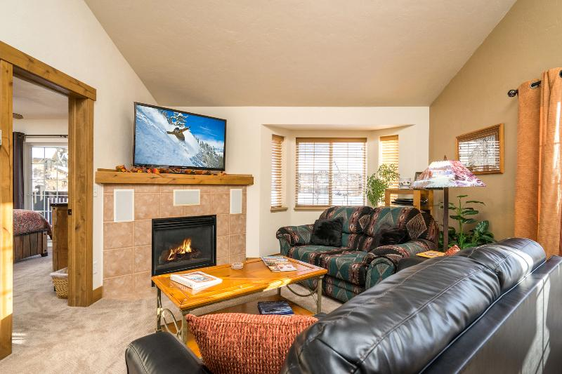 "Quail Run: 55"" TV. Surround Sound. Disc Lift Tix* - Image 1 - Steamboat Springs - rentals"