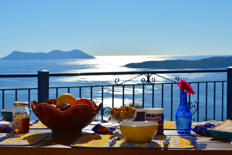Villa Careta is nestled in a olive grove, peaceful for a great vacation. - Image 1 - Sivota - rentals