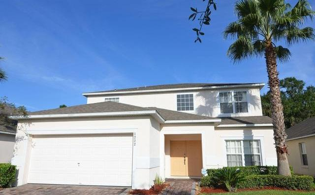 #1222 5BR/3.5BA Cumbrian Lakes pool home - Image 1 - Kissimmee - rentals