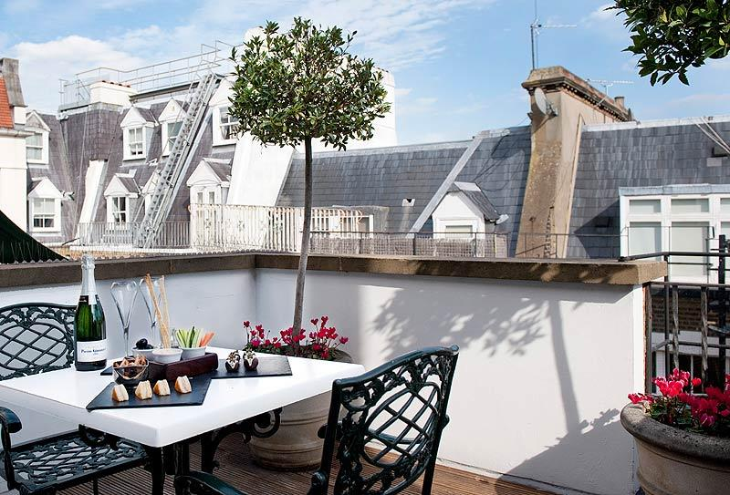 2 bed apartment with Private Roof Top Terrace - Image 1 - London - rentals