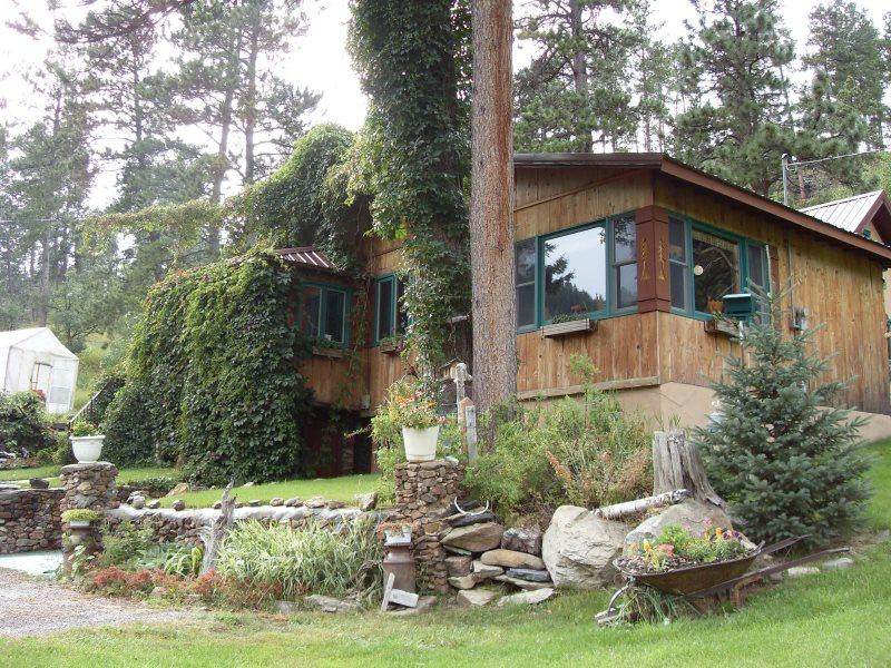 The Whistle Stop Cabin - Image 1 - Deadwood - rentals