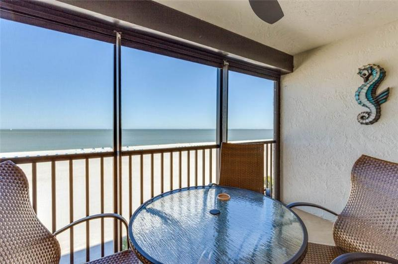 Sunset 704, 2 Bedrooms, Gulf Front, Elevator, Heated Pool, Sleeps 6 - Image 1 - Fort Myers Beach - rentals