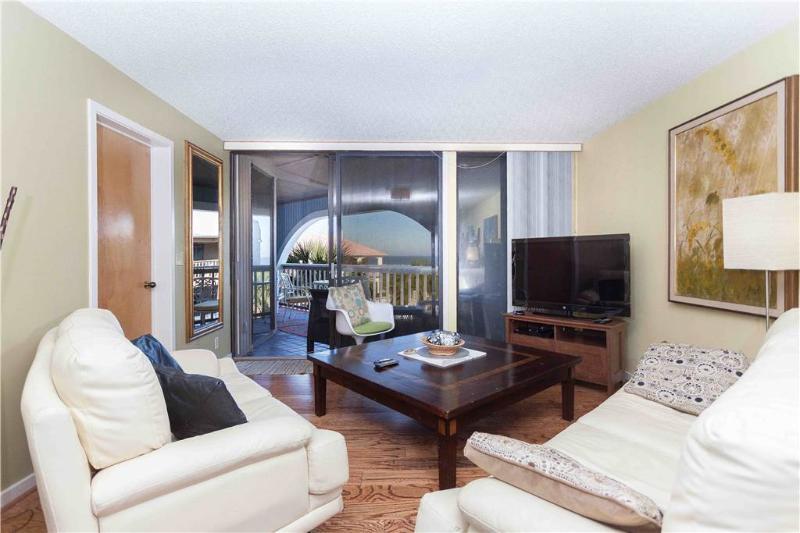 Hibiscus 303-D 2 Bedrooms, Ocean View, 3 Pools, Pet Friendly, Sleeps 5 - Image 1 - Saint Augustine - rentals