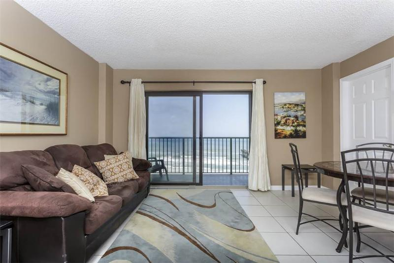 Sunglow Resort 802, 2 Bedrooms, Ocean Front, 8th Floor, Pool, Sleeps 6 - Image 1 - Daytona Beach - rentals