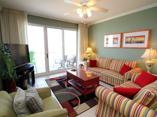 Summer Specials! Get FREE Beach Chairs with our 3 Bedroom located on the 10th floor at Calypso Resort! - Image 1 - Panama City Beach - rentals